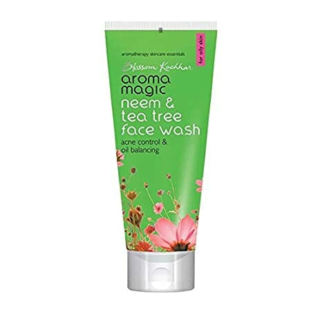 Aroma Magic Neem And Tea Tree Face Wash Best Face Wash For Oily Skin In Pakistan