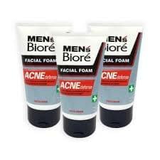 Men's Biore Facial Foam Acne Defense 100 Grams Best Face Wash For Men in Pakistan