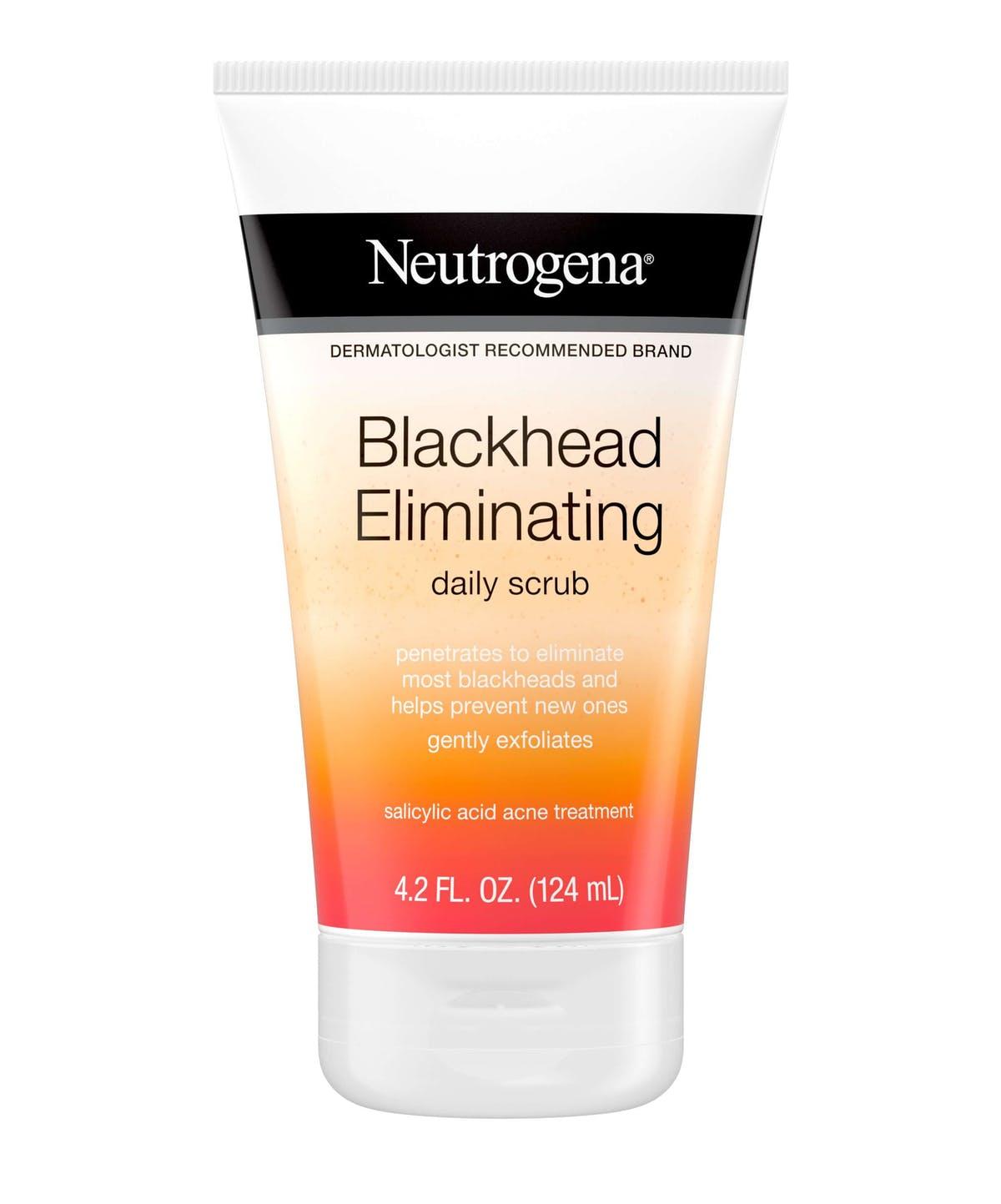 Neutrogena Blackhead Remover Scrub