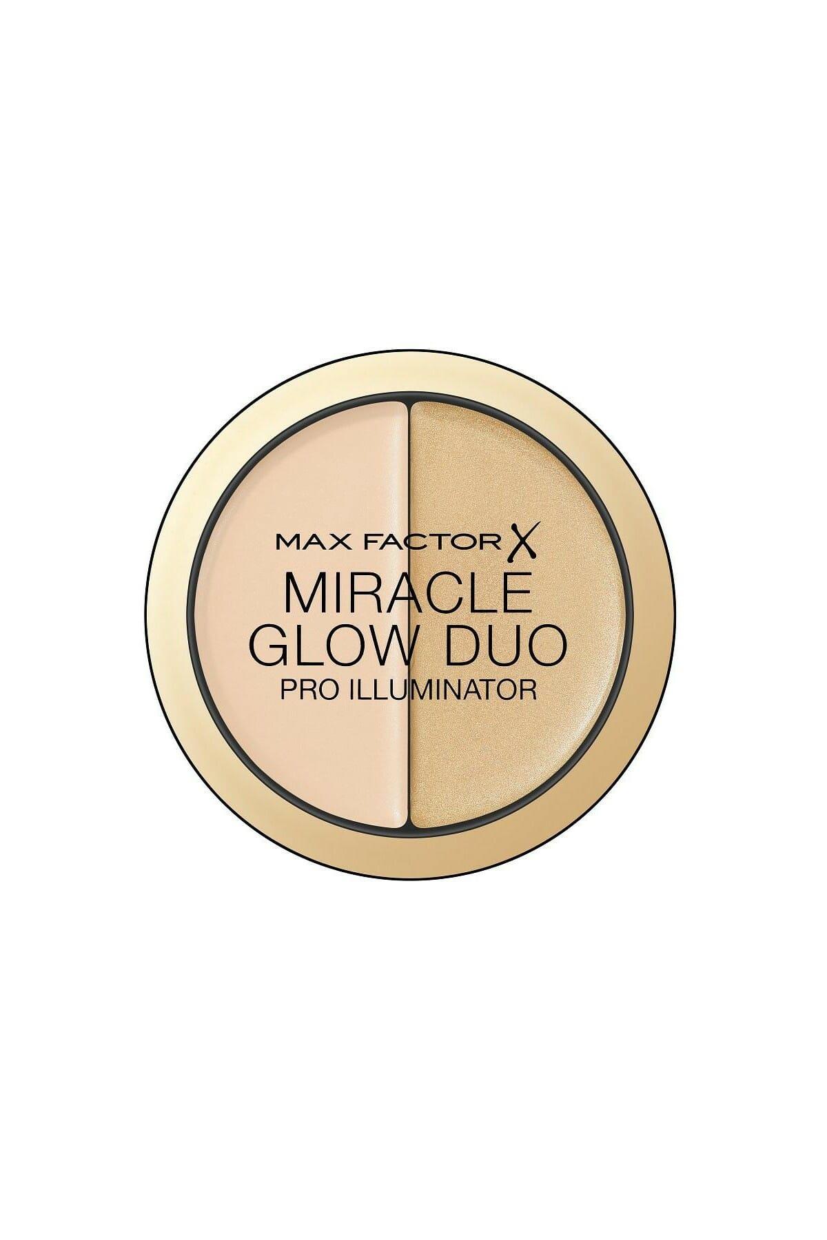 Miracle Glow Duo Pro Illuminator Best Contouring Kit in Pakistan