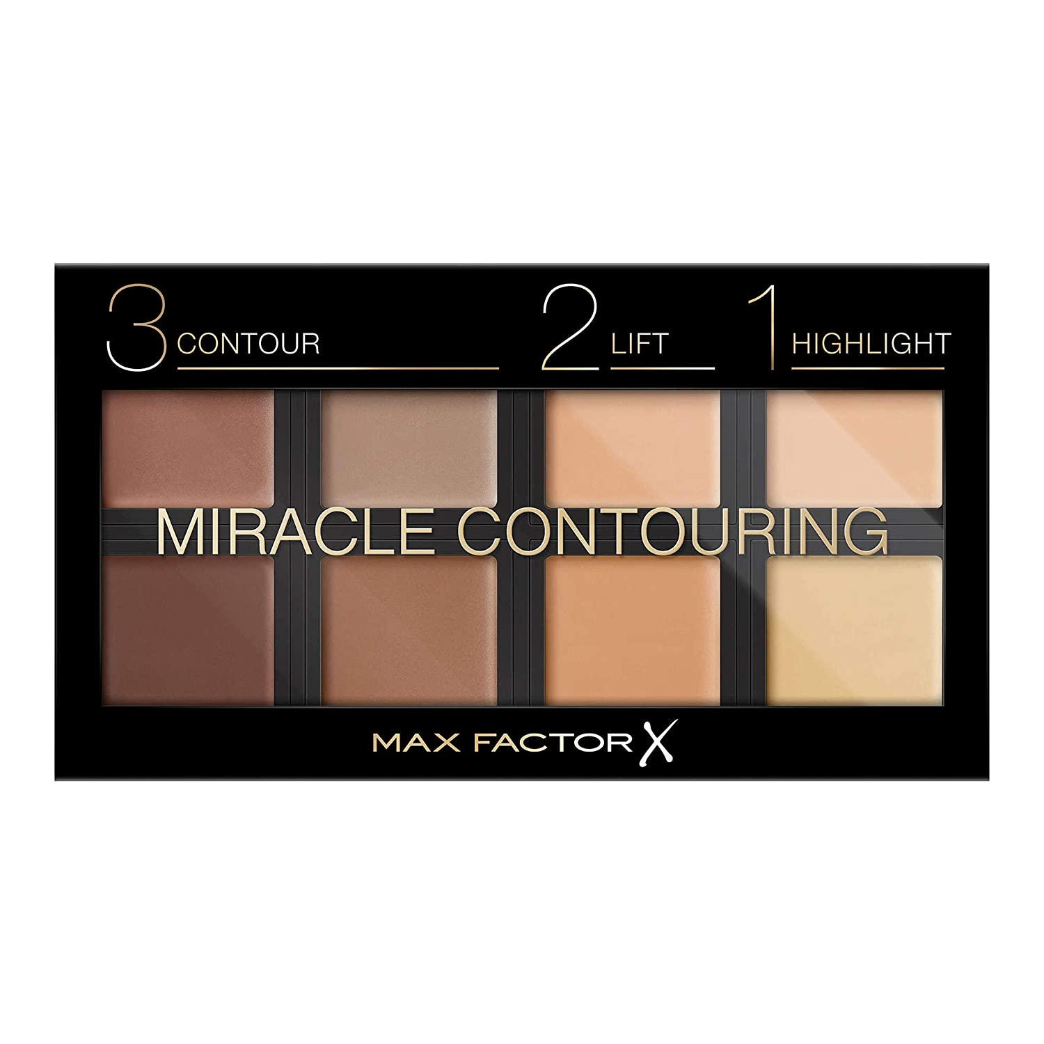 Max Factor Miracle Contouring Palette 10 Universal Best Contouring Kit in Pakistan