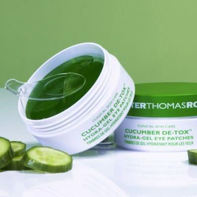 Peter Thomas Roth Cucumber De-tox Hydra-gel Eye Patches 60ct - Best Eye Wrinkle Creams in Pakistan