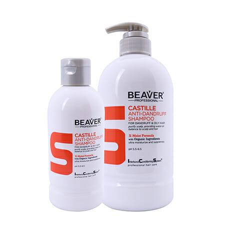 Beaver Castile Anti Dandruff Shampoo 300ml Best Shampoo For Dandruff in Pakistan